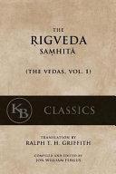 The Rigveda Samhita