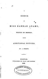 A Memoir of Miss Hannah Adams
