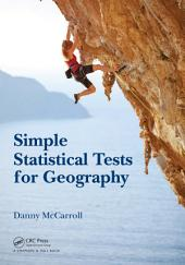 Simple Statistical Tests for Geography