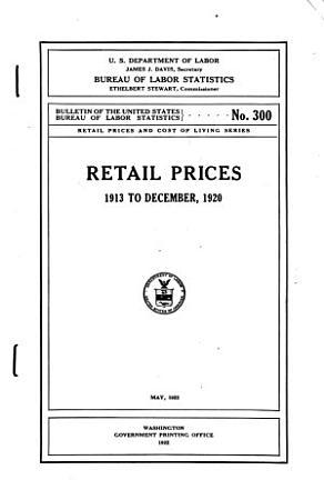Retail Prices  1913 to December 1920 PDF