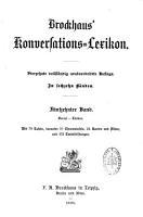Brockhaus  Konversations Lexikon PDF