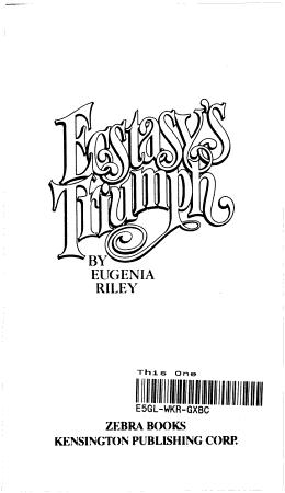 Ecstasy s Triumph PDF