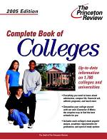 Complete Book of Colleges, 2005