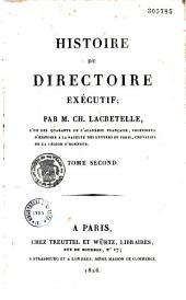 Histoire du Directoire exécutif: Volume8