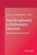 Transdisciplinarity in Mathematics Education PDF