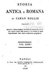 Storia antica e romana: Volumi 23-24