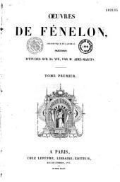 Oeuvres de Fénelon, achevêque de Cambrai