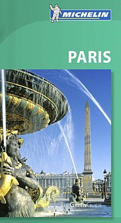 Michelin Green Guide Paris PDF