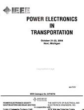 Power Electronics in Transportation PDF