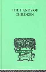 The Hands Of Children Book PDF