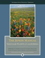 The Digital Jepson Manual PDF