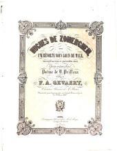 Hugues de Zomerghem, ou Une révolte sous Louis de Male, chronique gantoise du quatorzième siècle: opéra en trois actes