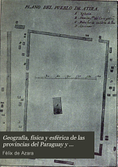 Geografía física y esférica de las provincias del Paraguay y misiones Guaraníes