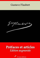 Préfaces et articles: Nouvelle édition augmentée