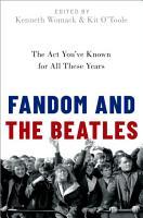 Fandom and the Beatles PDF