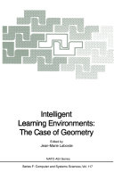 Intelligent Learning Environments: The Case of Geometry