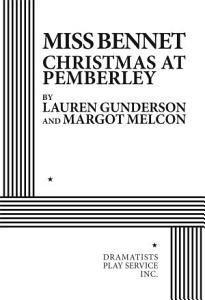 Miss Bennet  Christmas at Pemberley Book