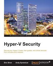 Hyper-V Security