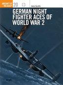 German Night Fighter Aces of World War 2 PDF