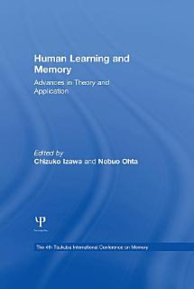 Human Learning and Memory Book