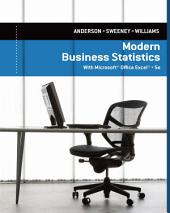 Modern Business Statistics with Microsoft Excel: Edition 5