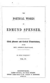 Poetical Works: Volume 4
