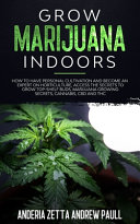 Grow Marijuana Indoors PDF