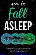 How to Fall Asleep PDF