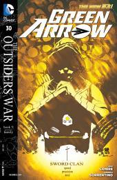 Green Arrow (2011- ) #30