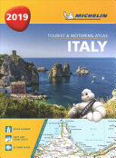 Italy - Tourist and Motoring Atlas 2019