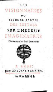 Les Imaginaires et les Visionnaires: Volume2