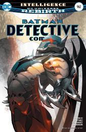 Detective Comics (2016-) #962