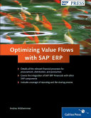 Optimizing Value Flows with SAP ERP PDF