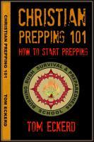 Christian Prepping 101 PDF