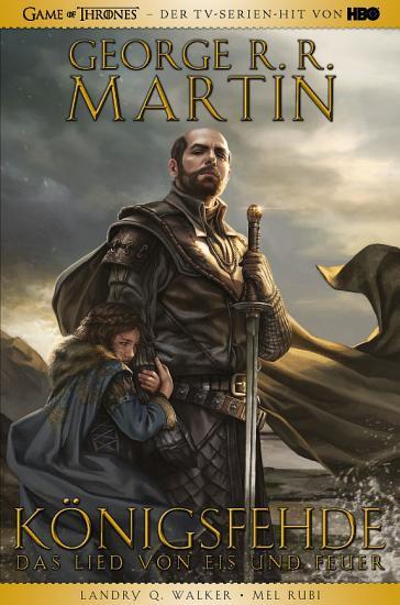 Game of Thrones Graphic Novel   K  nigsfehde 1 PDF