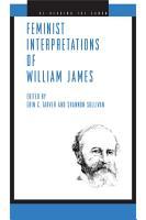 Feminist Interpretations of William James PDF