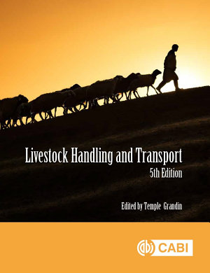 Livestock Handling and Transport  5th Edition PDF