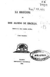 La Araucana: (310 p. )