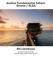 Analisis Fundamental Saham ELSA: Analisis Fundamental Harga wajar Saham ELSA