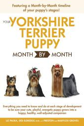 Your Yorkshire Terrier Puppy Month by Month: Everything You Need to Know at Each Stage of Development
