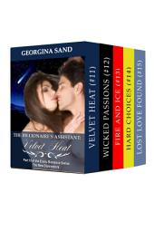 The Billionaire's Assistant: Parts 11-15: A Billionaire Erotic Romance