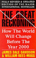 Great Reckoning Book