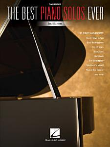 The Best Piano Solos Ever Book