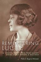 Remembering Lucile PDF