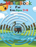 Maze Book For Kids Ages 3 8 PDF