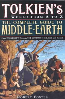 The Complete Guide to Middle earth Book