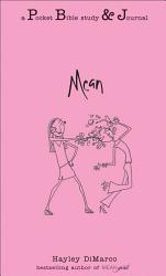 Mean A Pocket Bible Study Journal Book PDF