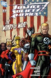 Justice Society of America (2006-) #37