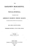 The Sailor s Magazine  and Naval Journal PDF