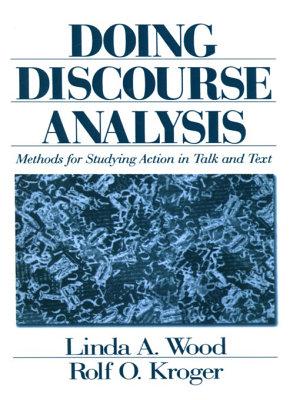 Doing Discourse Analysis PDF
